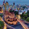 Tirant Hotel + Vspirit Cruise + Hoi An Trails+ Eldora Hue+ Silverland Central Hotel &Spa + Saem Siem Reap + Furama Silom + La luna Hotel Chiangrai +Lanna Dusita Hotel+ Sugar Marina ART