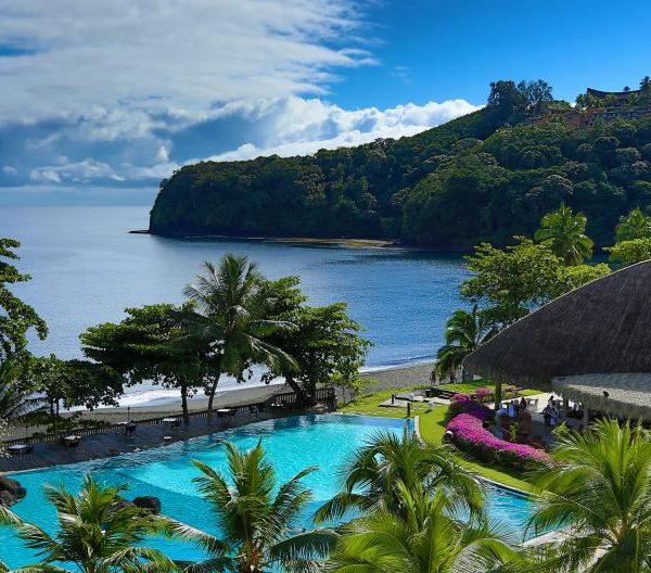 Tahití Pearl Beach Resort + Conrad Bora Bora Nui