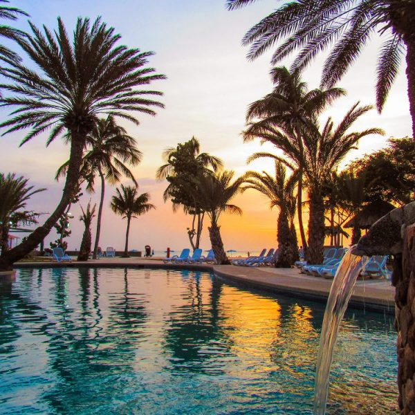 Hesperia Playa el Agua + Coche Paradise