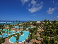 hotel Iberostar Laguna Azul + Iberostar Punta Cana / Dominicana + NH Capri