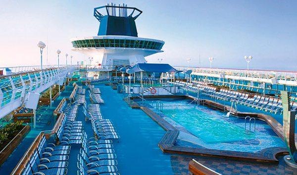 Dann Cartagena  + Crucero Monarch